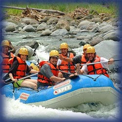 Sarapiquí White Water Rafting